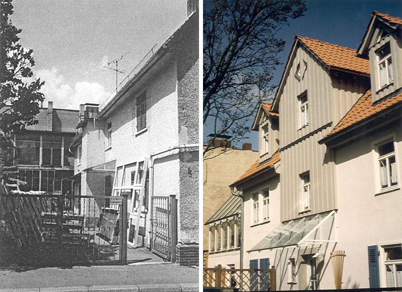 wohnhaus in bad nauheim koplan architekten ingenieure kologisches planen bauen wohnen. Black Bedroom Furniture Sets. Home Design Ideas